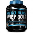 Nitro Pure Whey Gold 2270 kgr Chocolate BioTech