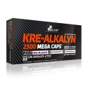 Kre-Alkalyn Mega 2500 120 caps Olimp