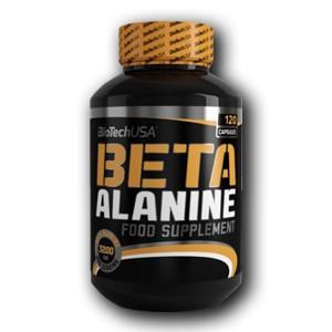 Beta Alanine 120 caps BioTech