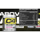 C4 Extreme 390 gr Orange Cellucor