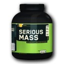 Serious Mass 2730 gr Chocolate ON