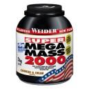Mega Mass 2000 3 kg Chocolate Weider