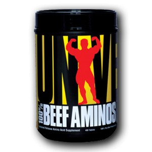100% Beef Aminos 200 tabs Universal