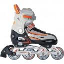 Πατίνια In-Line Skate αλουμινίου 33-36 48920 Amila