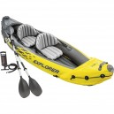 Κανό Explorer K2 Kayak (2AT.) 3,12m, 68307 Intex