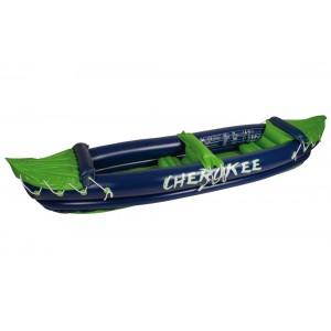 Κανό 2 ατόμων Waimea® Cherokee (μπλε/πράσινο)