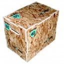 Plyo Box 3-σε-1 (Ξύλινο Πλειομετρικό Κουτί) Live Pro
