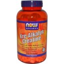 Kre-Alkalyn Creatine 120 Caps Now Foods