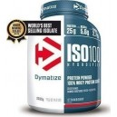 ISO-100 Hydrolyzed Chocolate Gourmet 900gr Dymatize