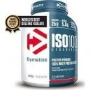 ISO-100 Hydrolyzed Vanilla Gourmet 900gr Dymatize