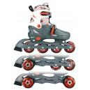 Inline Quads Roller Skate Junior ρυθμιζόμενα 52QM Nijdam®