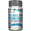 Calcium-Magnesium-Zinc 100 Tabs BioTech Usa
