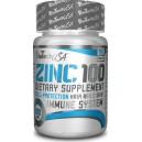 Zinc Max 100 Tabs BioTesh Usa