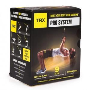 TRX  Ιμάντες Pro 4  με Ατσάλινη Βάση με Μεταλλικές Βίδες
