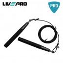 Σχοινάκι Ταχύτητας Premium (μαύρο) Β-8283HB LivePro