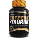 Caffeine & Taurine 60 Caps BioTech