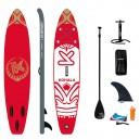 "DVSport® Φουσκωτό SUP ""Kohala"" (10'6"" Κόκκινο) WH 32082"