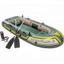 Seahawk 3 SET (με κουπιά & τρόμπα) 68380 Intex