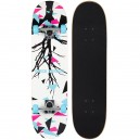 Skateboard Street Natives  52NS-WZL Black Dragon®