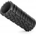 Foam Roller 33cm Μαυρο MDS
