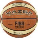 Μπάλα Μπάσκετ Cellular Rubber Νο.7 Mazsa 41510