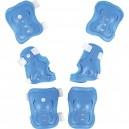 Σετ Προστατευτικών Για Πατίνια Rollers S 49040-1-2 Amila