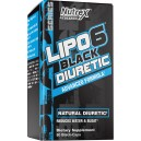 Lipo-6 Black Diuretic 80 caps Nutrex