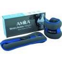 Βάρη άκρων Nylon 2x1,50kg - 94953 Amila