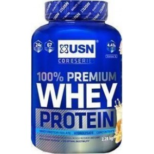 100% Whey Protein 2.28 kg Chocolate Usn