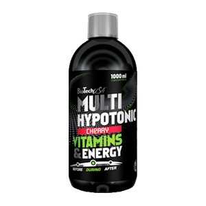 Multi Hypotonic Drink 1000 ml Orange BioTech
