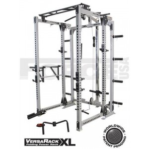 VersaRack XL-Folding Power Rack (F-VR)