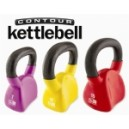 Kettlebell απο 4kg  Εως 24kg  Επικάλυψη βινύλιο 2.20e/kg